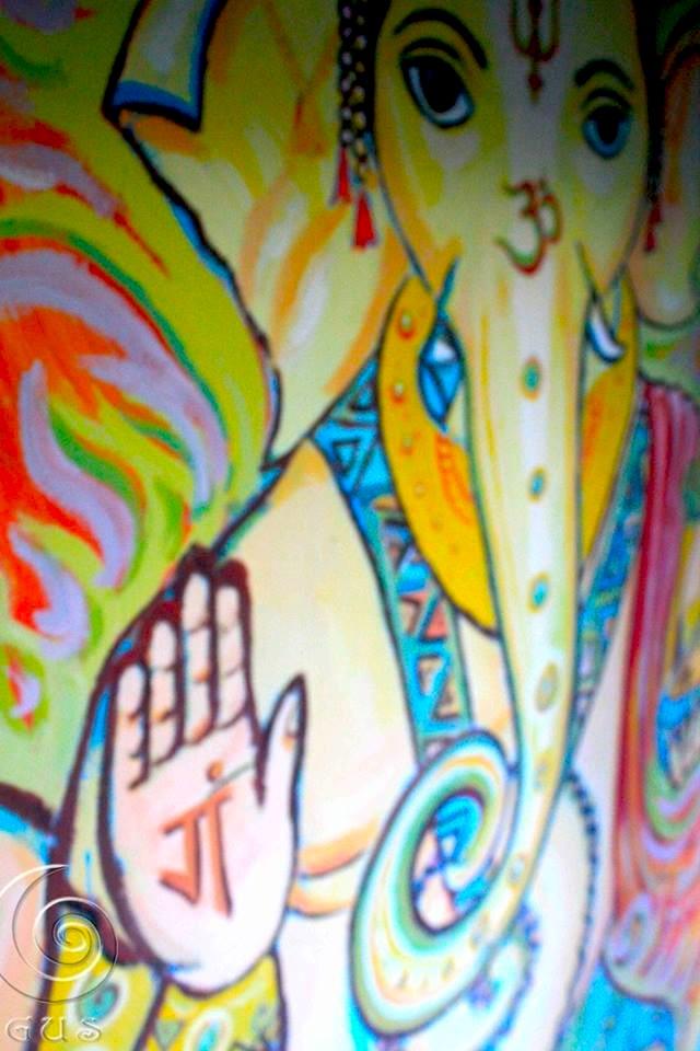 Divine Art Mural